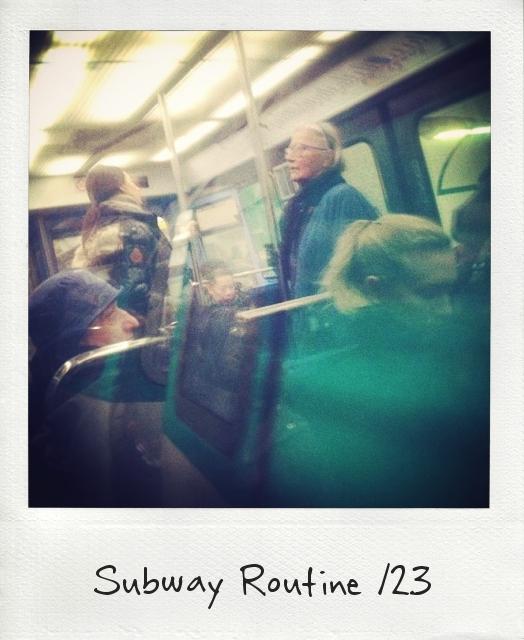 Subway Routine 23